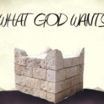 What God Wants – all church formation on offerings and stewardship